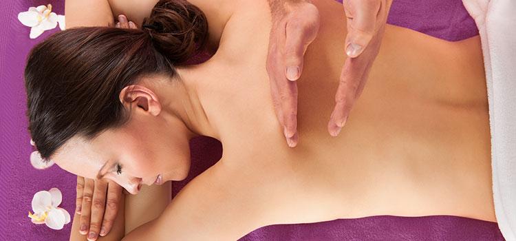 Aanbieding 1: Vriendinnenmassage